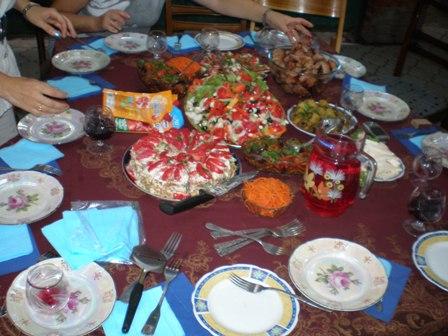 кабачковый торт от Даши