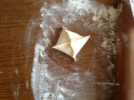 треугольничек
